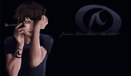 Julian Blackthorn by Lisly227