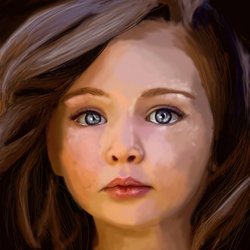 Petite fille by Lisly227