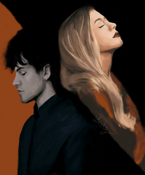 Alina and the darkling by Lisly227