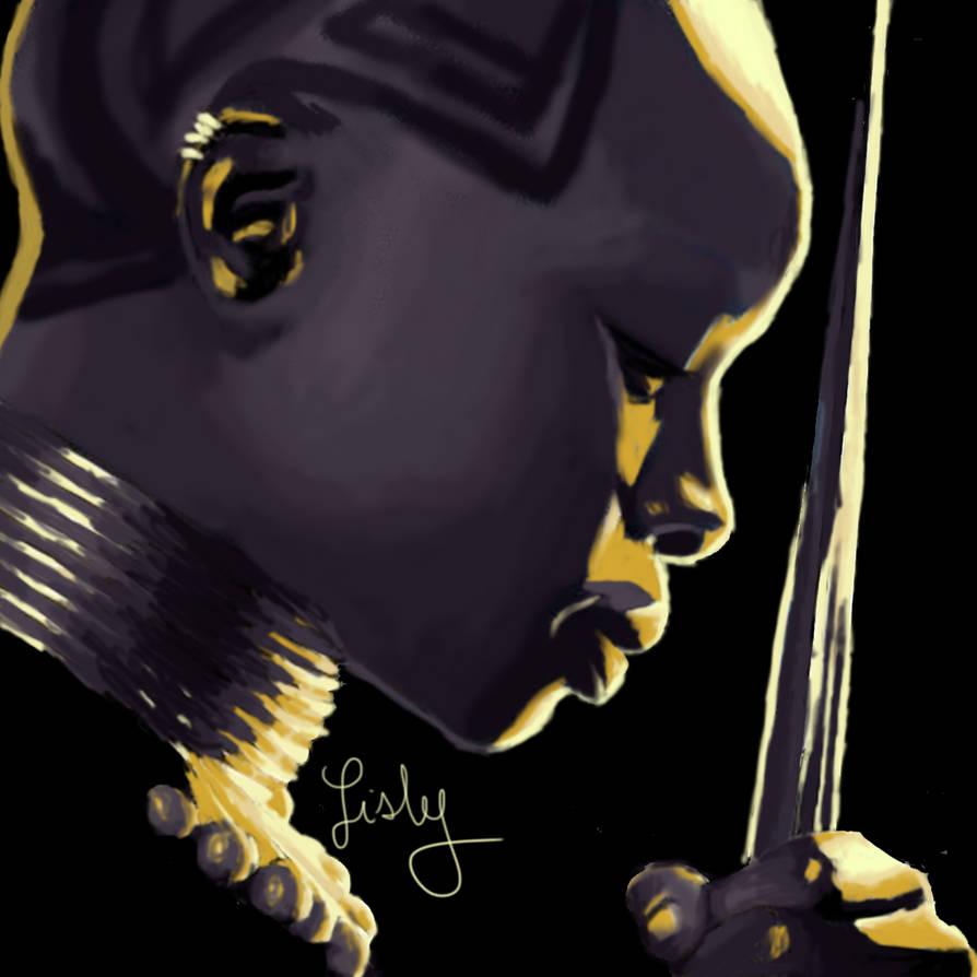 Okoye by Lisly227