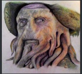 Davy Jones by ArtPassionnn