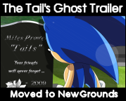 The Tails Ghost- Movie Trailer by SilverAlchemist09