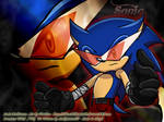 Sonic Multiverse - TFOS-TTG by SilverAlchemist09