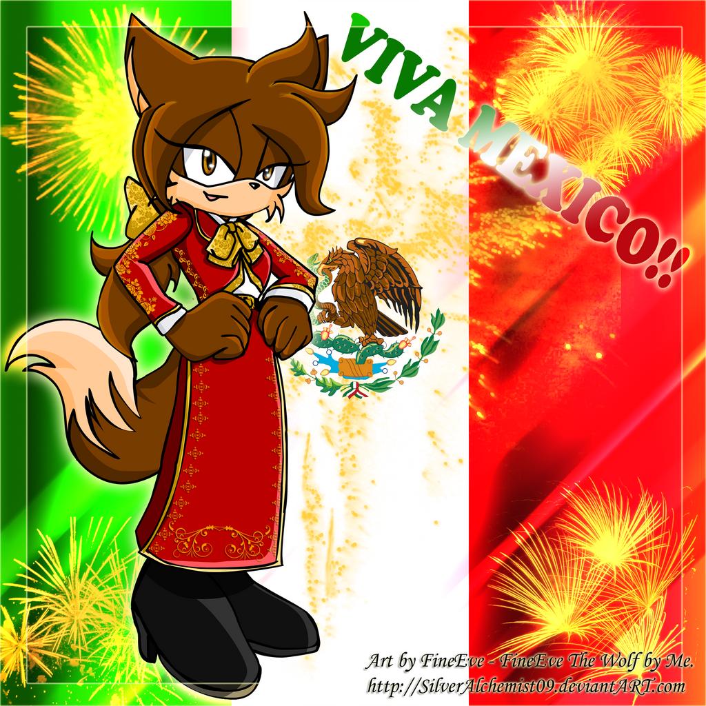Viva Mexico  Septiembre 2010 by SilverAlchemist09 on DeviantArt
