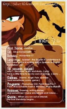 ResidentEvil- FineEve ID -2010