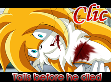 TSR -Tails before he died -sp by SilverAlchemist09