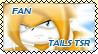 stamp - TailsTSR fan by SilverAlchemist09