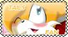 Stamp - Tailsfan by SilverAlchemist09