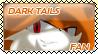 stamp - DarkTails fan by SilverAlchemist09