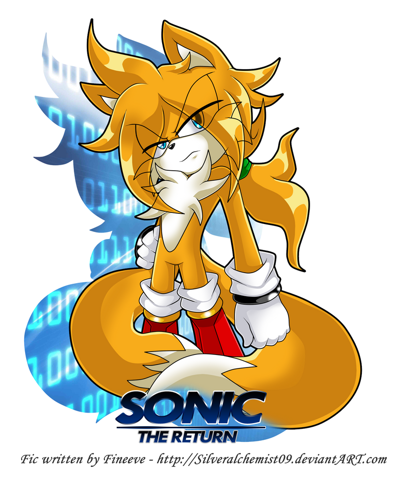 TSR - Tails Miles Prower - 2014 by SilverAlchemist09