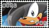 Bang The Hedgehog  - Fan Stamp by SilverAlchemist09