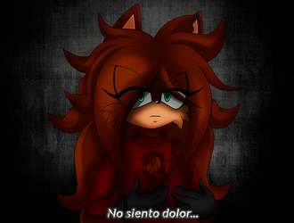 I don't feel pain by SilverAlchemist09