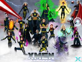 X-Men: Genesis by 3DNDC