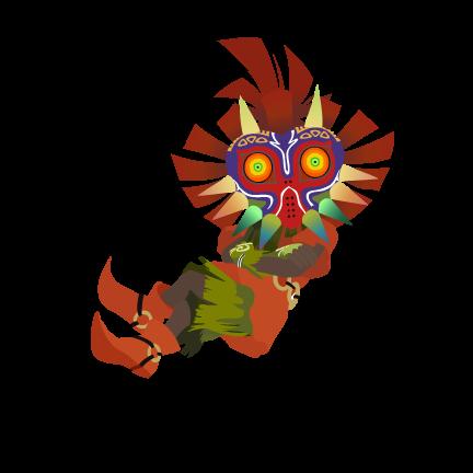 Majora's-mask by BulletProofSheep