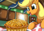 Apple Pie by neo-shrek