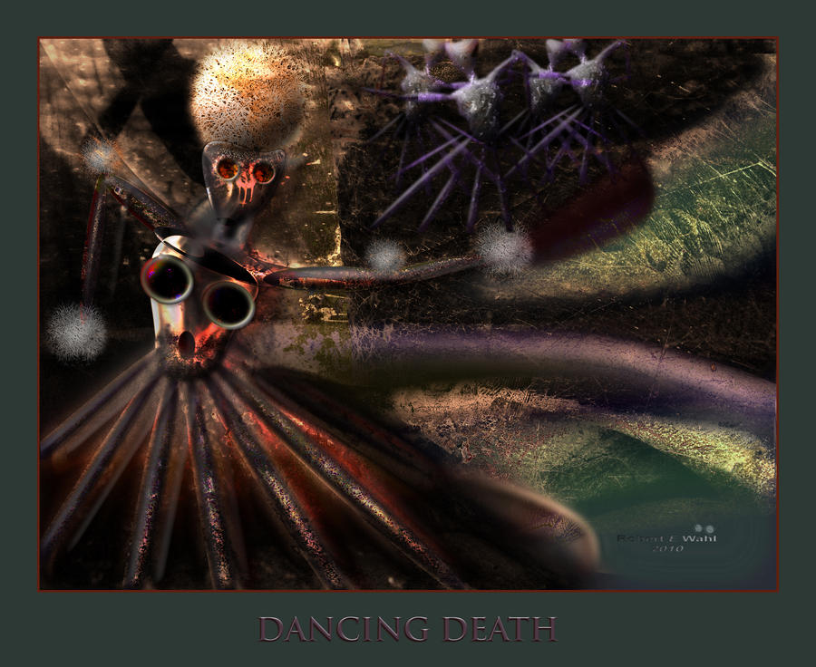 Dancing Death by x-pyre12