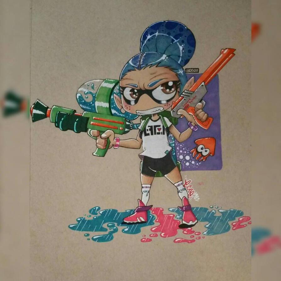 Splat by ecoe3