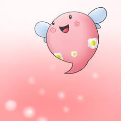 :spirit of cuteness: by Strawberry-amai