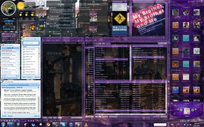 Desktop by Kaizo107