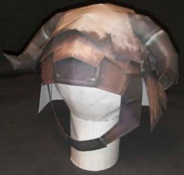 Beast Helm by Kaizo107