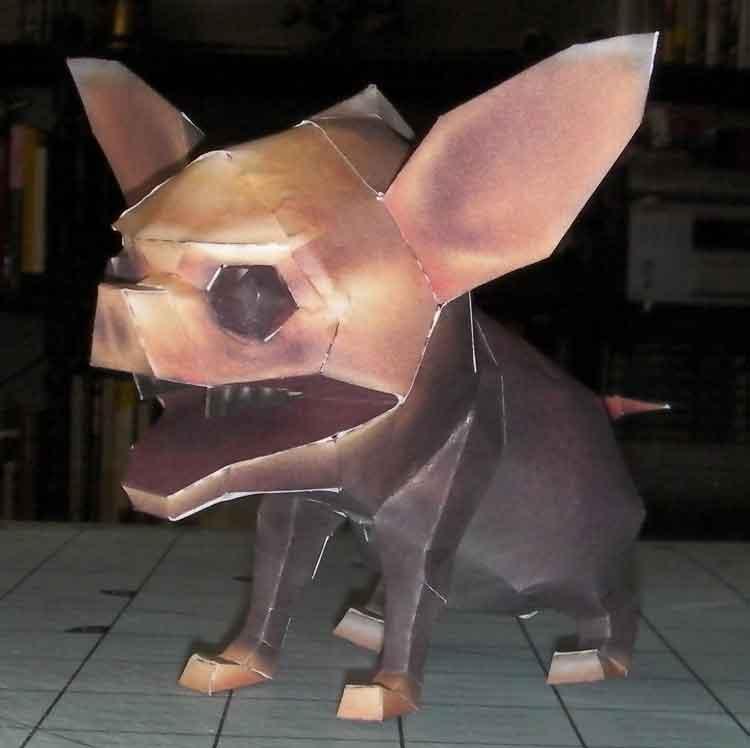 Bubba Dingo by Kaizo107