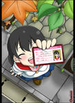 Akisa's School Pass