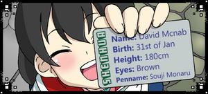 Akisa's Pass ID