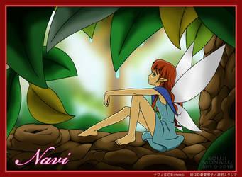 Navi 'Waiting' by Shenhua