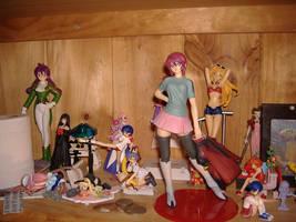 figurines 3 by Shenhua