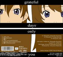 Grateful Days CD Single by Shenhua