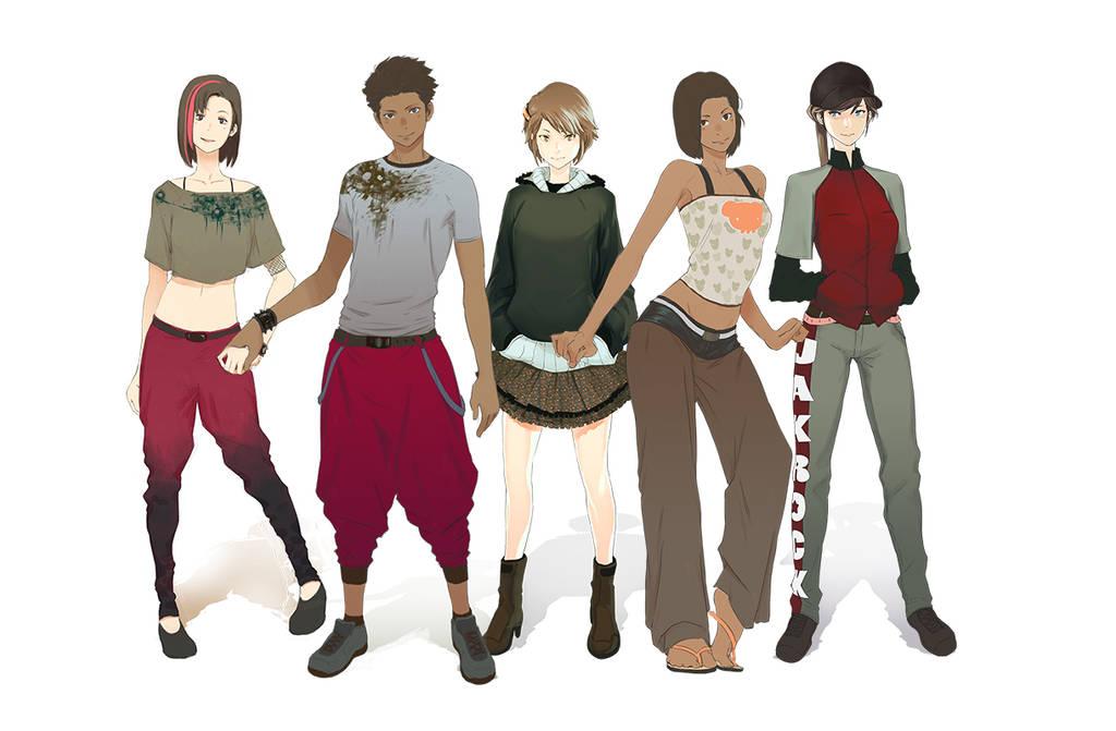 Compilation Jakrock designs 008b by Alseymoure