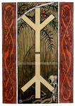 Rune Tree Design