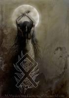 Othala Priestess by DarkLiminality