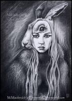 I shall go into a Hare by DarkLiminality