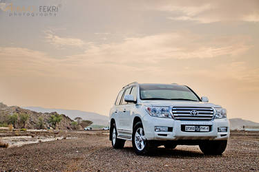 TOYOTA Land Cruiser by AhmadFekri