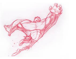 Hulk 'finished' by SuperUndiesMan