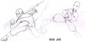 Aang Jam