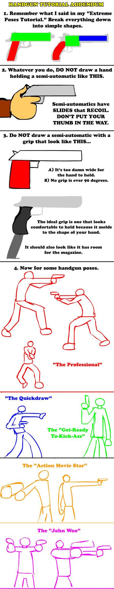 HANDGUNS TUTORIAL ADDENDUM by PhiTuS