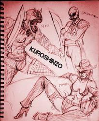 KUROSHINZO Dump by PhiTuS