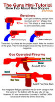 Guns Mini-Tutorial: More Info About Shapes