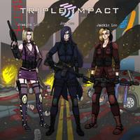 JJJ Triple Impact Poster 2020