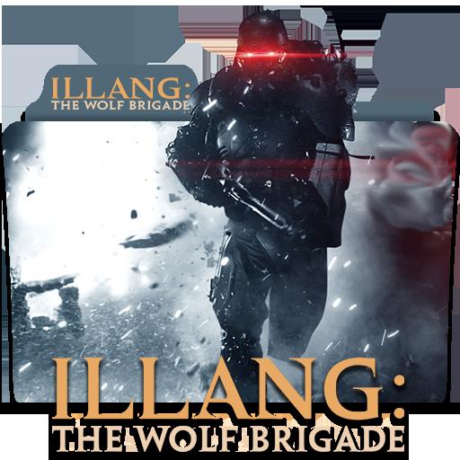 Illang The Wolf Brigade (In-Rang 2018) V2 by morgulvan on DeviantArt