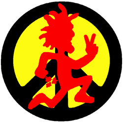 Juggalos Against Hate Logo