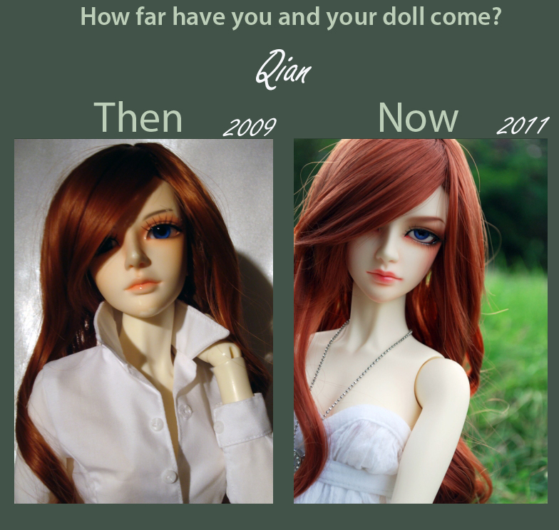 Dolly Update Meme - Qian by Sheilagold