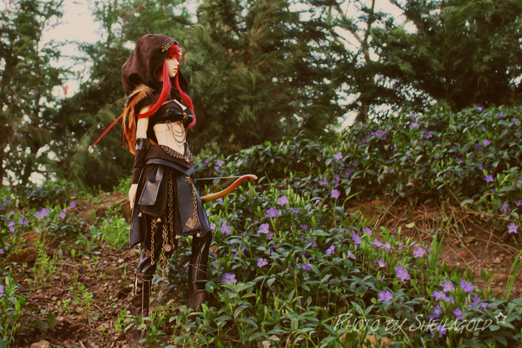 Ranger by Sheilagold