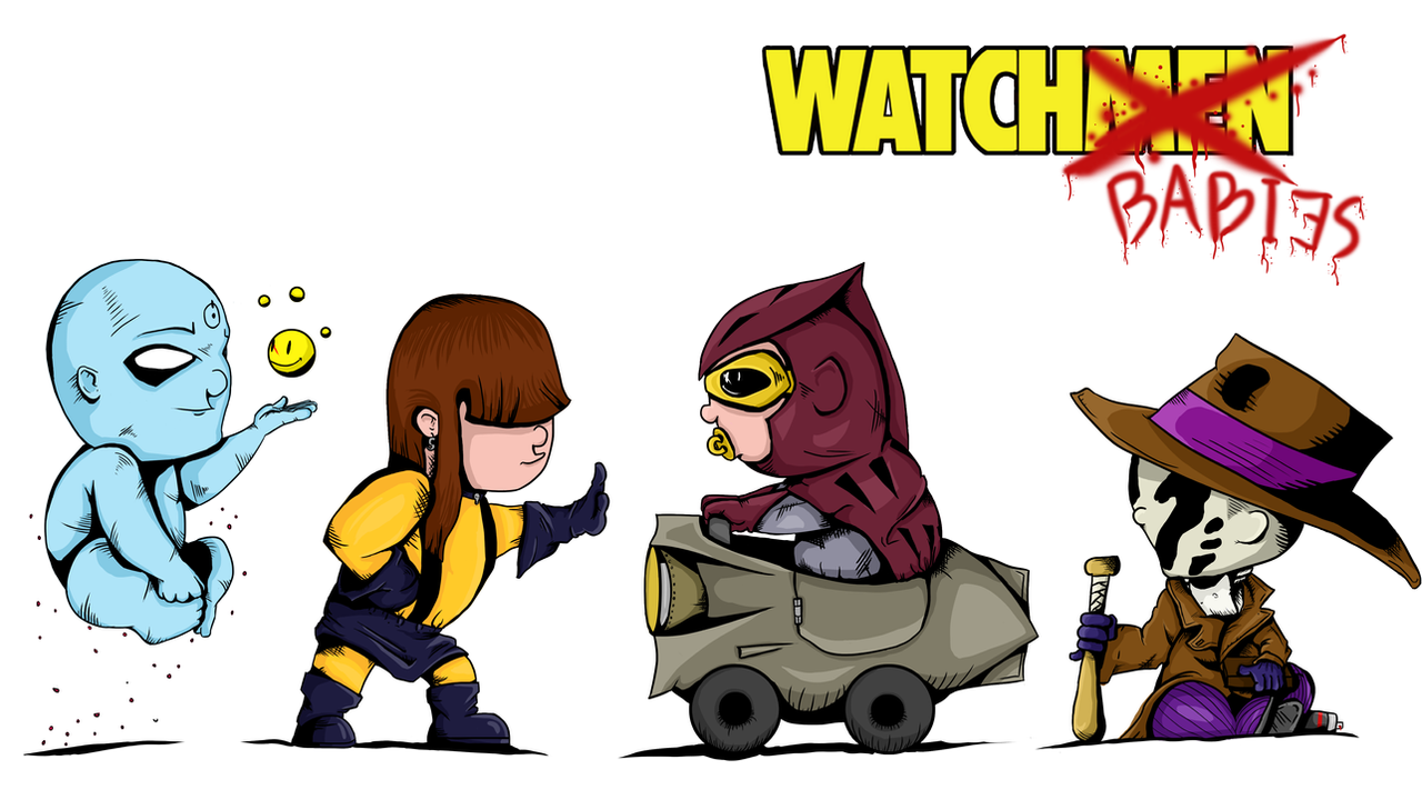 Baby watchmen by Uncorrupted