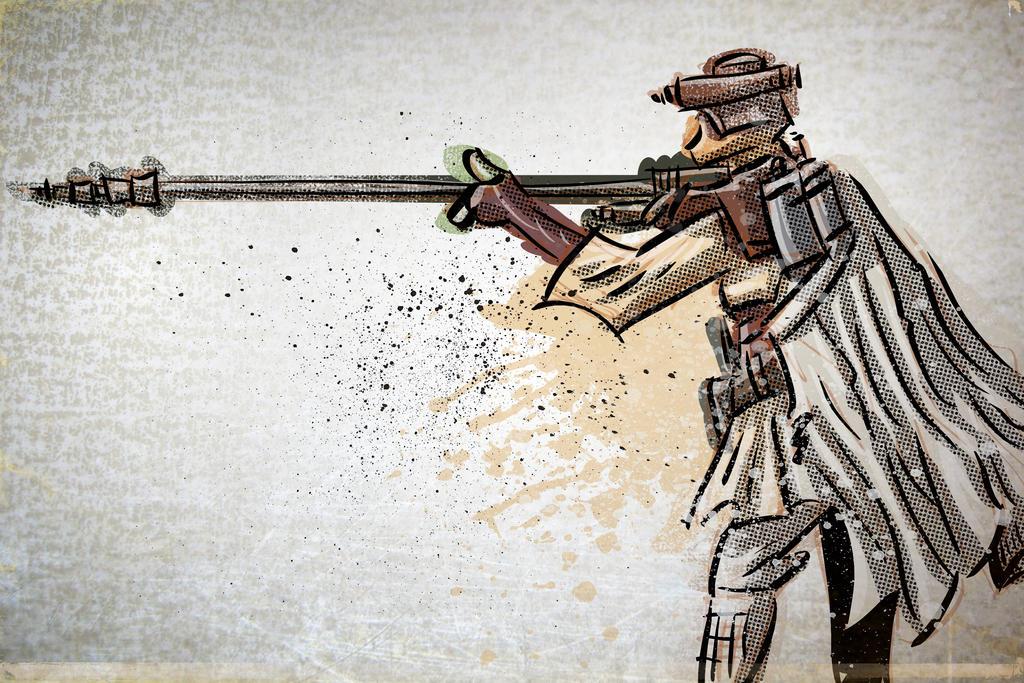 Leia as Bounty Hunter Boushh