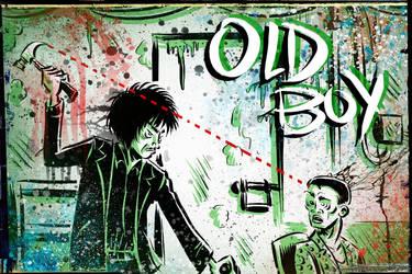 Oldboy by sonburnt777
