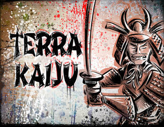 TERRA KAIJU cover page by sonburnt777
