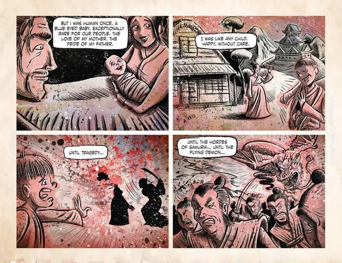 TERRA KAIJU page 2